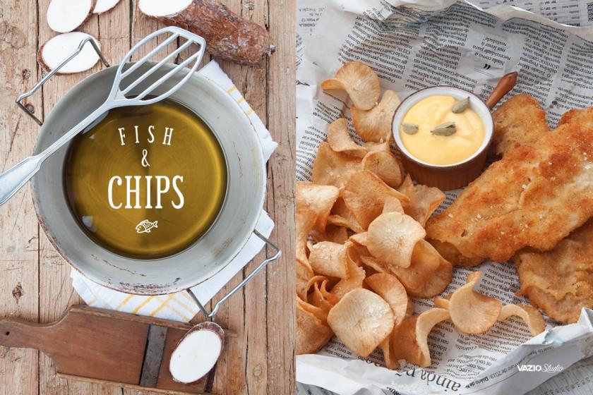 Fish&Chips Saliva.pt