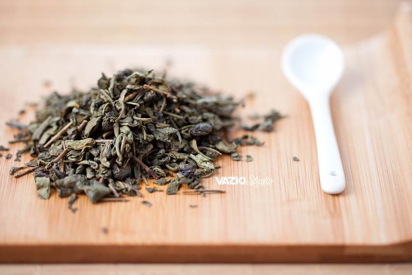 Folhas Chá Verde