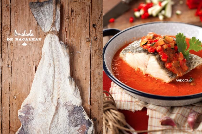 Tomatada de Bacalhau Saliva.pt