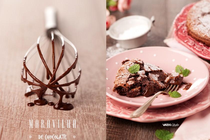 Maravilha de Chocolate Saliva.pt