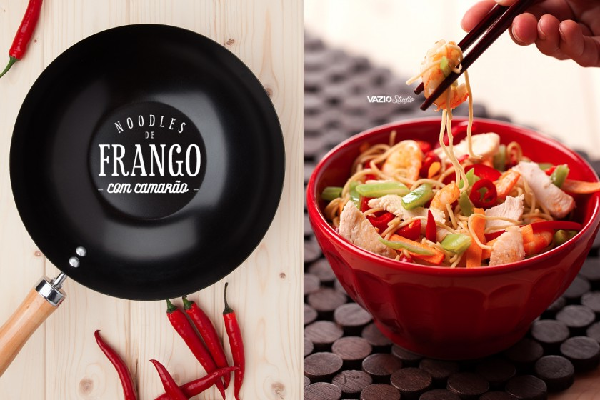 Noodles de Frango Saliva.pt