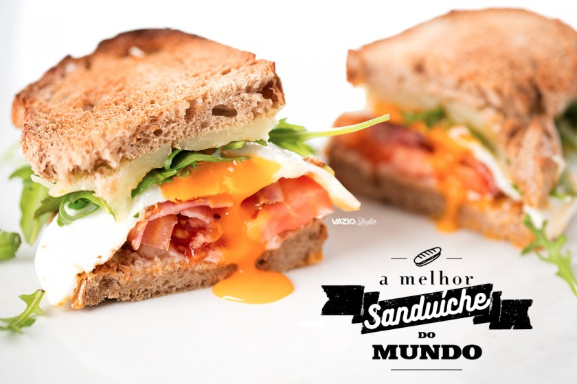 A Melhor Sanduíche do Mundo Saliva.pt